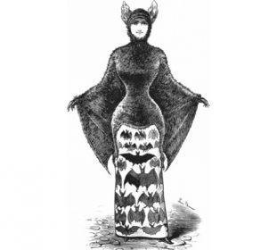 В девятнадцатом веке Бэтмен был женщиной