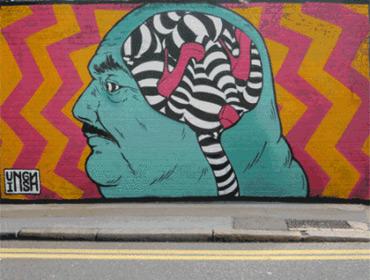 INSA: уличное искусство онлайн
