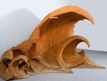 Гигантские волны от Марио Чероли