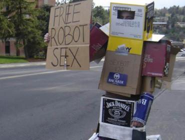 Каждый десятый готов переспать с роботом