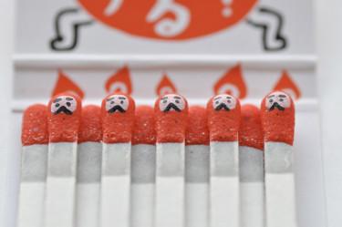 Спички кокэси от Хироми Хирасака