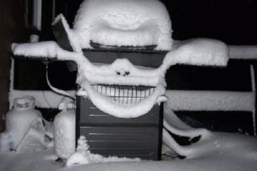 Снежный Терминатор