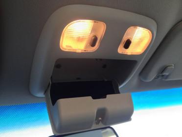 Испуганный светильник