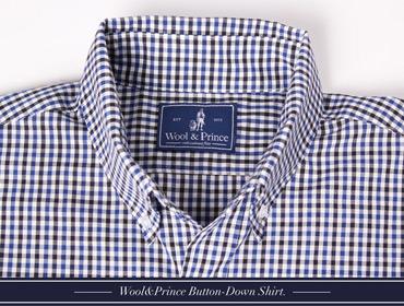 Рубашка для лентяев: достаточно трех стирок в год