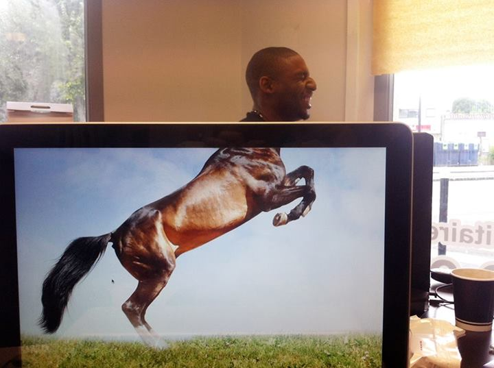 Desk safari: новая офисная мода