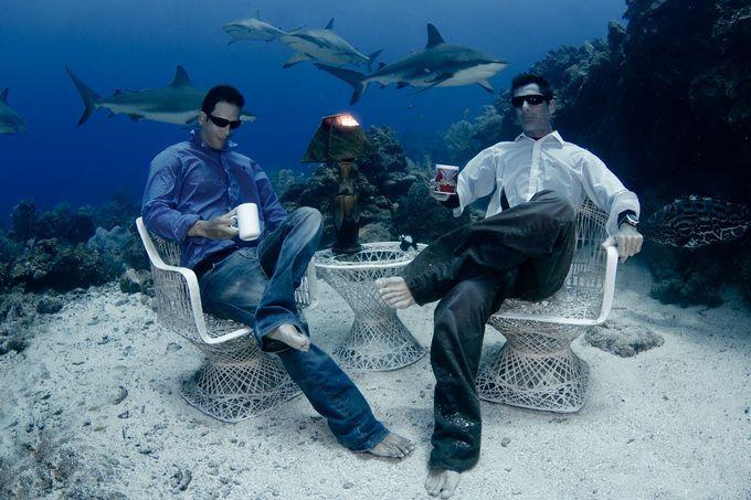 Подводный сюрреализм