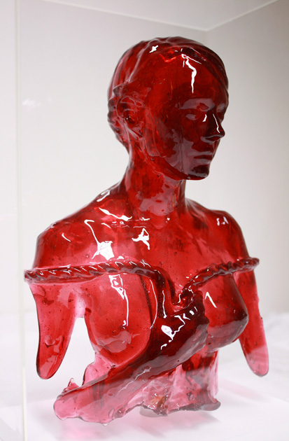 Сладкие скульптуры Йозефа Марра: желание и похоть