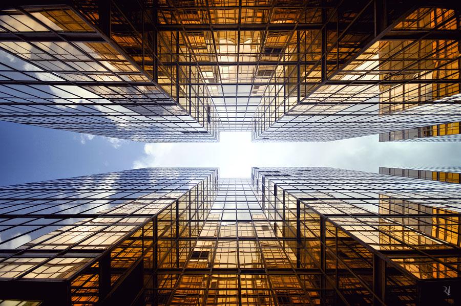 Бесконечное небо Гонконга
