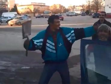 Странные танцы с лопатой