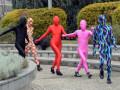 Зентай - последний писк моды в Японии