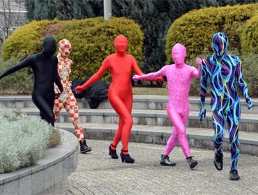 Зентай — последний писк моды в Японии