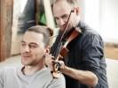 Соло для скрипки с волосами