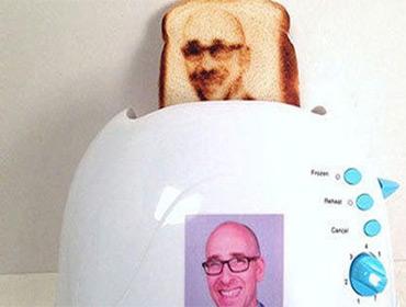 Тостер распечатает ваше селфи