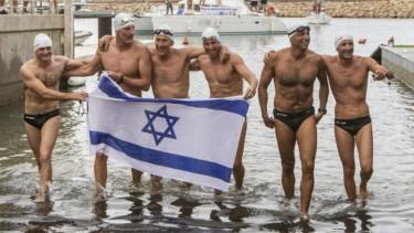 От Кипра до Израиля вплавь