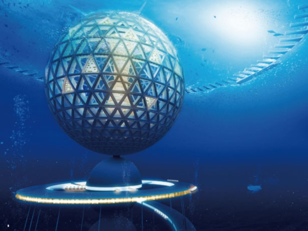 Японцы построят новую Атлантиду?