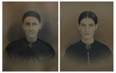 Марта (1821 г.р.) Пра-пра-пра-бабушка
