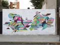 Уличное искусство от Нелио