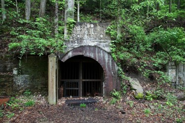 Старый рудник Хоукснест, штат Вирджиния. (Фото: ForestWander)