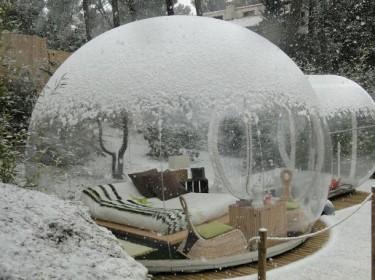 С некоторых пор в снежке можно жить