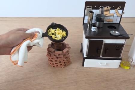 Мини-кухня по-японски
