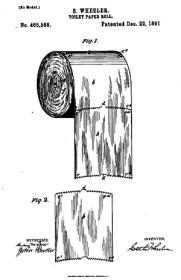Как правильно пользоваться туалетной бумагой? Послушаем ее изобретателя...