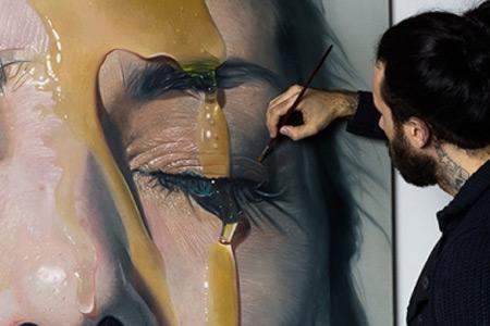 Сверхреалистичное искусство