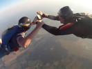 Полет GoPro с трехкилометровой высоты