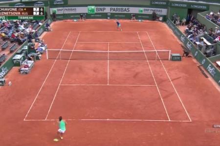Теннисный Штраус