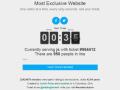 Самый бесполезный веб-сайт