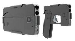 Пистолет-смартфон