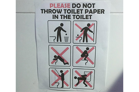 На Олимпийских играх по-прежнему запрещено рыбачить в туалете