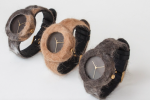 Меховые часы