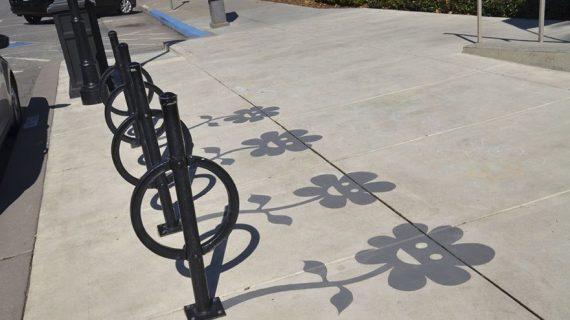 Художник, что рисует тень