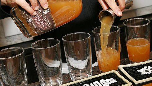 Полиция ищет желающих выпить