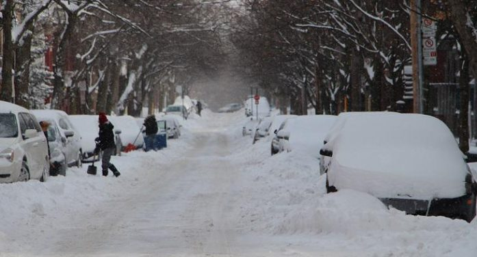«Снежный фестиваль» в Монреале отложили из-за… снега